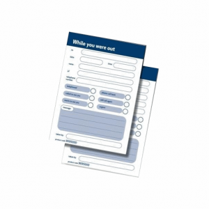 Banner A6 While You Were Out Pad (Pack of 10) 9095000