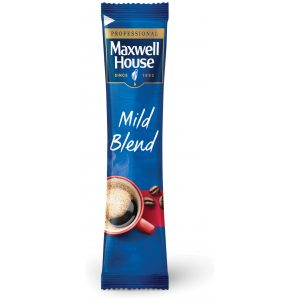 Maxwell House Instant Mild Sticks Pack Of 1000