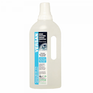 Versan Disinfectant 1 Litre Pack of 8