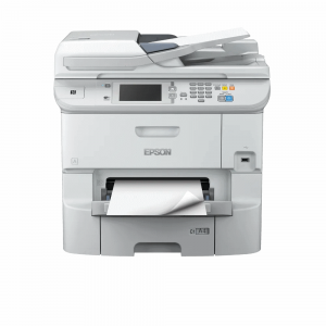 Epson WorkForce Pro WF-6590DWF A4 Multifunction Colour Inkjet Printer