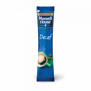 Maxwell House Instant Decaf Sticks Pack Of 1000