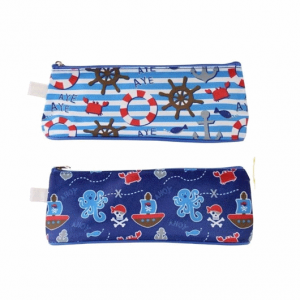 Tallon Pencil Cases Assorted Colours, Pirate 6851 – Pack of 12