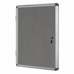 Bi-Office Internal Display Case 1160×981 Grey
