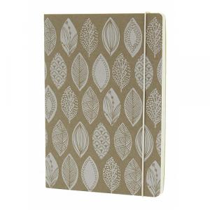 Go Stationery Woodland Kraft A5 Silhouette Notebook