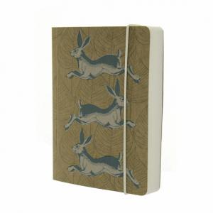 Go Stationery Woodland Kraft A6 Hare Notebook