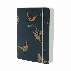 GO STATIONERY WOODLAND KRAFT PHEASANT A6 NOTEBOOK