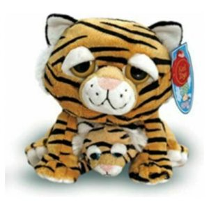 Keeltoys wild mini me tiger