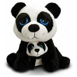 KEELTOYS WILD MINI ME PANDA