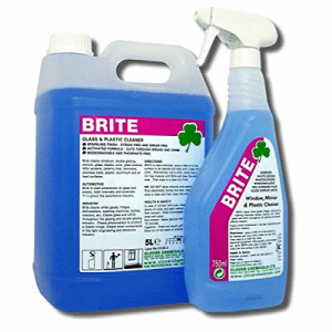 Brite Glass Cleaner 750 ml Pack of 6