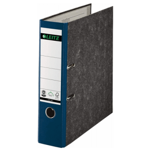 Leitz Leverarch A4 Blue 108035 (Pack of 10)