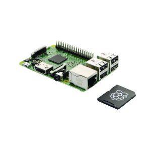 Busbi Rasberry Pi3 Starter Kit
