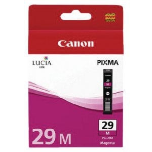Canon PGI-29 Ink Cartridge for PIXMA PRO-1 Magenta 4874B001AA