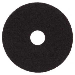 15in Standard Speed Floor Pad Black (Pack of 5) 102472