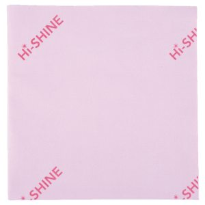 Hi-Shine Cloth 400x400mm Red (Pack of 10) MIDHP410O