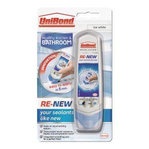 Unibond Sealant Re-New 100ml Wht 2046694
