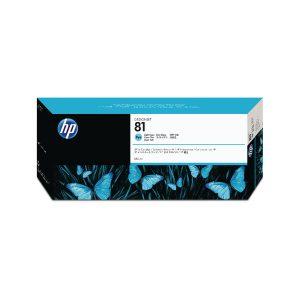 HP 81 Light Cyan Ink Cartridge