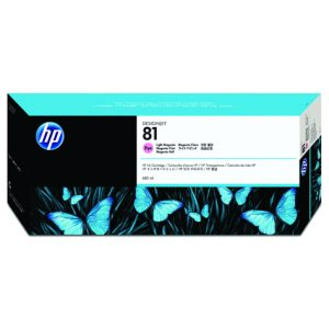 HP 81 Light Magenta Ink Cartridge