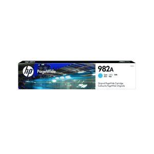 HP Original 982A Cyan PageWide Cartridge