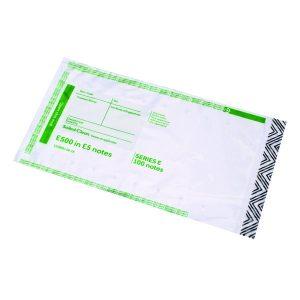 INITIAL CASH BAGS 500 IN 5 NOTES PK500