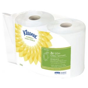 Kleenex Slimroll Carry Pack 6767