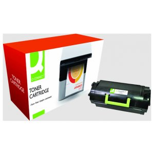 Q-Connect Lexmark MX811 Toner Black