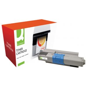 Q-Connect Oki Black C310 Toner