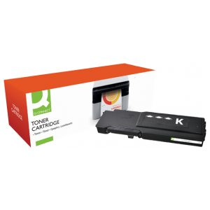 Q-Connect Dell C3760 Toner XHY Black