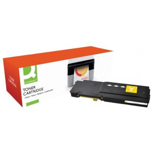 Q-Connect Dell C3760 Toner XHY Yellow