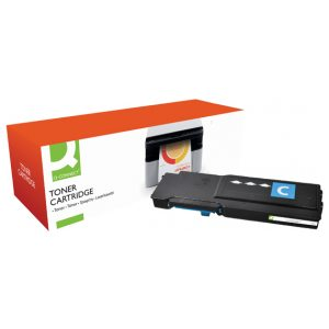 Q-Connect Dell C3760 Toner XHY Cyan
