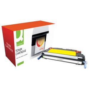 Q-Connect HP 314A Yellow Toner Q7562A