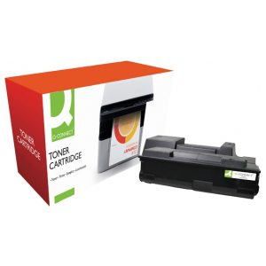 Q-Connect Kyocera Black Toner TK-340