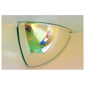 Securikey Convex Quarter Face Dome Mirror 300 x 300mm M18541H