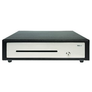 Safescan HD-4141S Heavy Duty Cash Drawer Black 132-0426