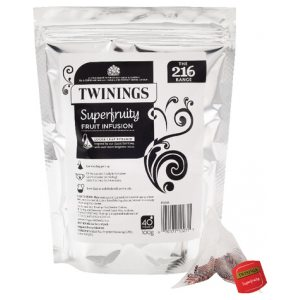 TWININGS SUPERFRUITY PYRAMID PK40