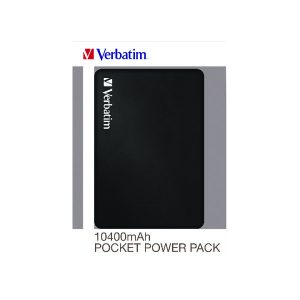 Verbatim pocket power pack 10400mah