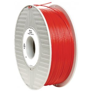 VERBATIM PLA 1.75MM 1KG REEL RED