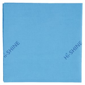 Hi-Shine Cloth 400x400mm Blue (Pack of 10) IDHB410O