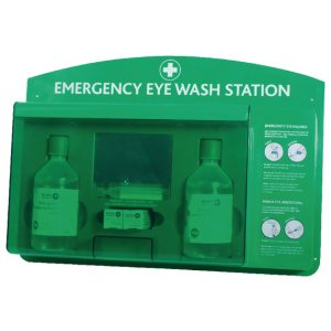 St John Ambulance Eye Wash Station F17860