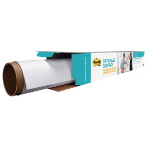 POST-IT SS DRY ERASE ROLL 15.24 X 1.21M