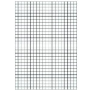 A4 EXERCISE PAPER 10MM SQ 500 SHEETS PK5