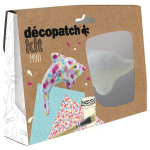DECOPATCH DOLPHIN MINI KIT KIT016O PK5