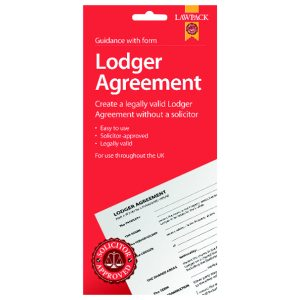 LAW PACK LODGER AGREEMENT UK PK5
