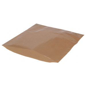 MYCAFE BROWN BAGS 215X215MM PK1000