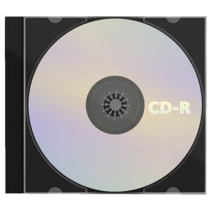 CD-R SLIM JEWEL CASE 80MIN 52X 700MB