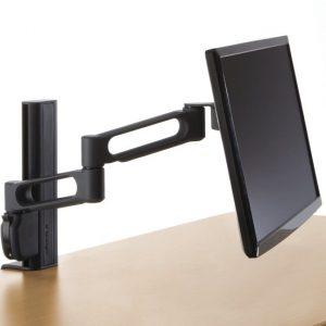 SMARTFIT SINGLE MONITOR ARM LONG K60904US
