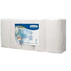KLEENEX ULTRA HAND TOWEL WHITE 5 X PK6