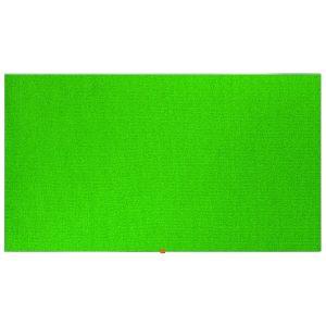 WIDESCREEN 85″ FELT GREEN NOTICEBOARD