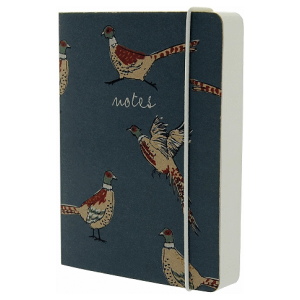 WOODLAND KRAFT PHEASANT A6 NOTEBOOK
