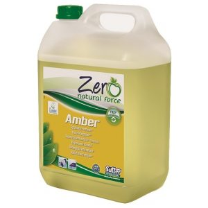 AMBER ECOLABEL NATURAL DEGREASER PK4