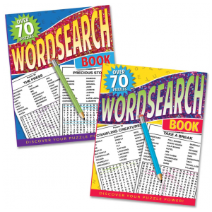 SUPERIOR WORD SEARCH BOOK 80 GSM 12PK